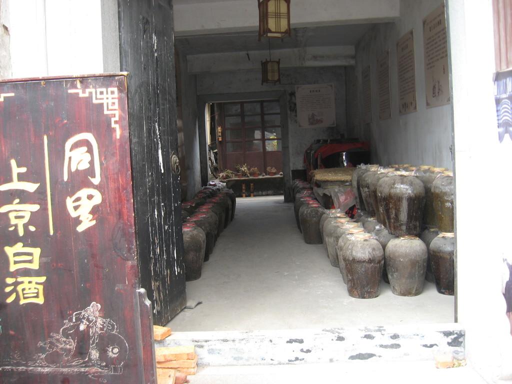 Tong li - Vineria