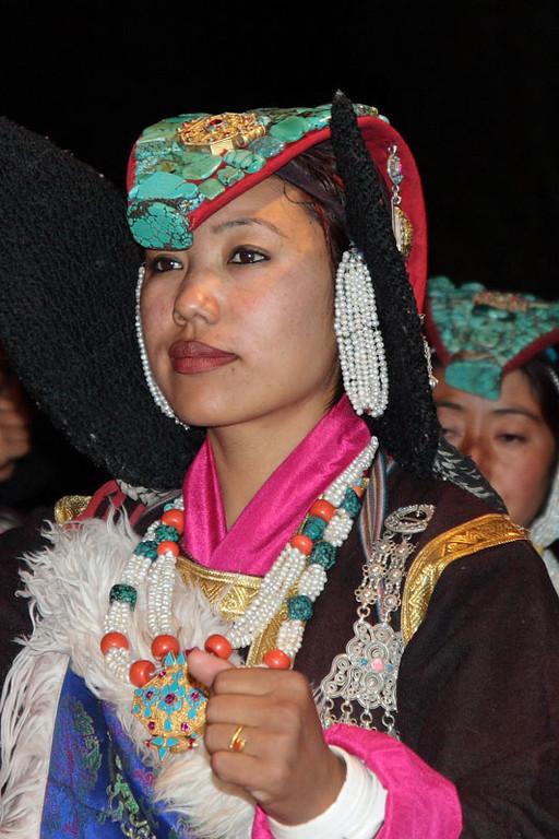 Ladak - ragazza