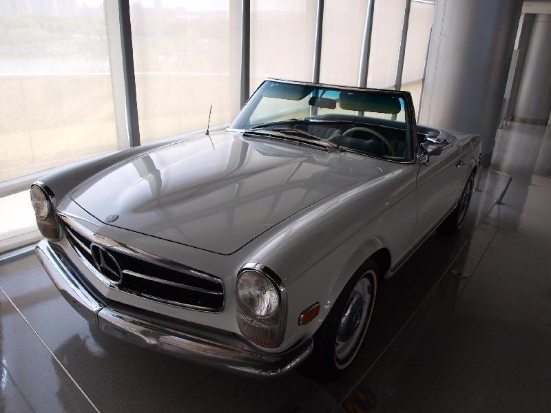 Mercedes  Benz 1953 W113 Pagoda