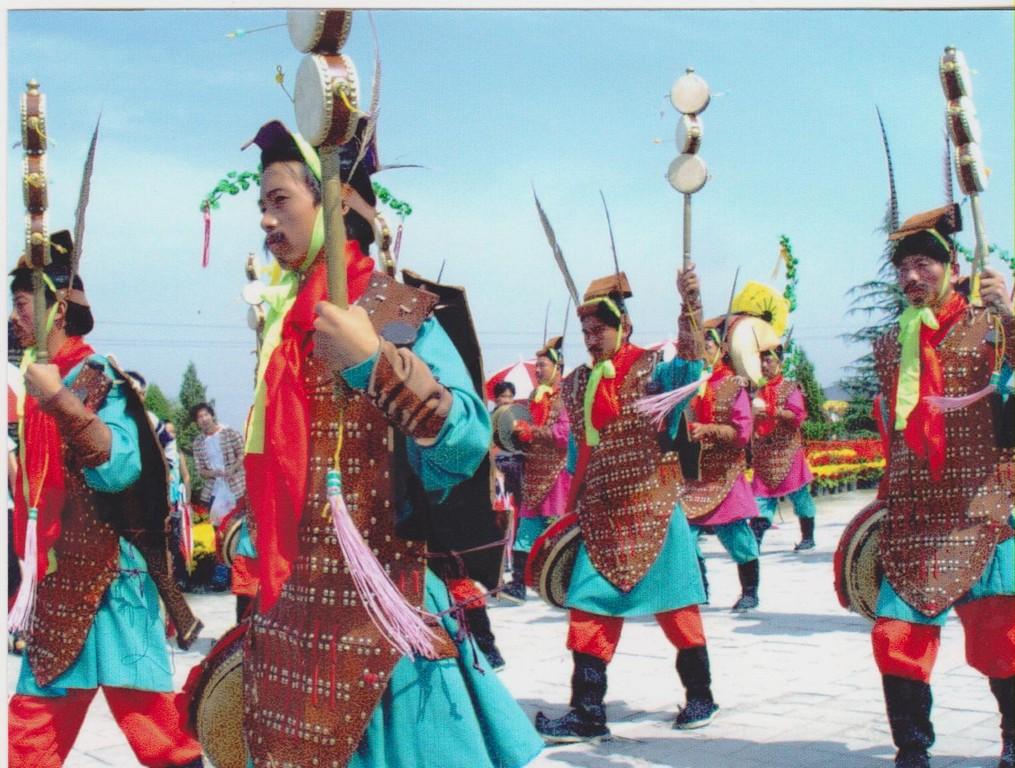 Xian - Soldati dinastia Qin+
