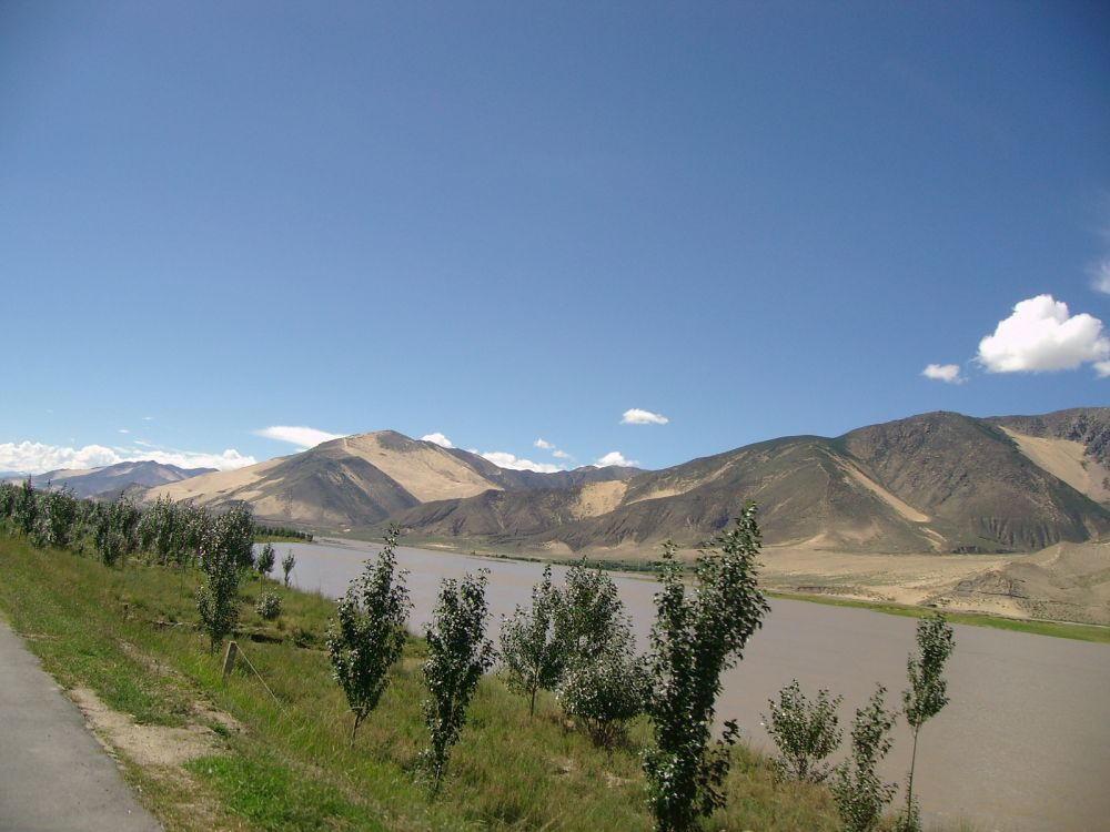 fiume Tsangpo