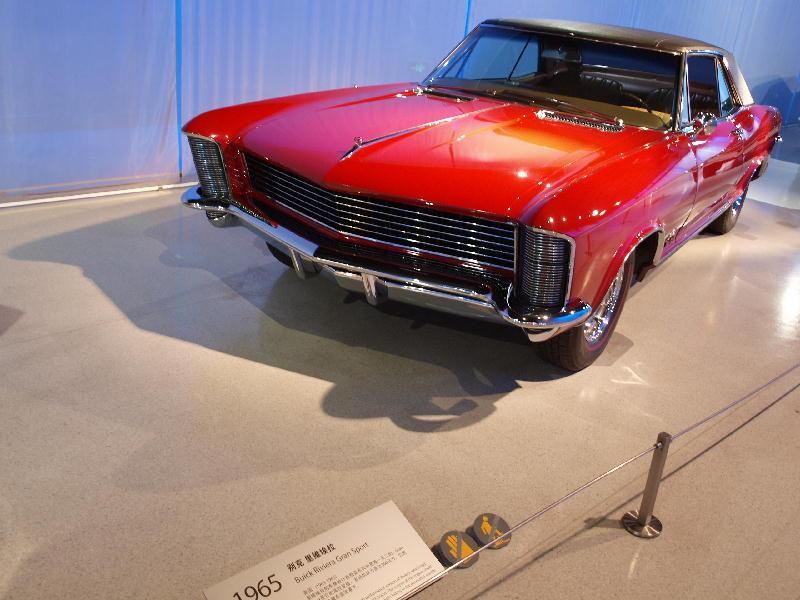 Buick 1965 Riviera Gran Sport - fronte