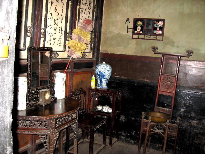 arredamento casa Qing