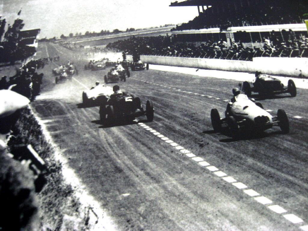 race anni '30