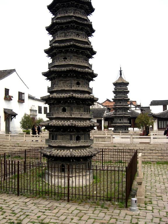 nanxiang - le due pagode