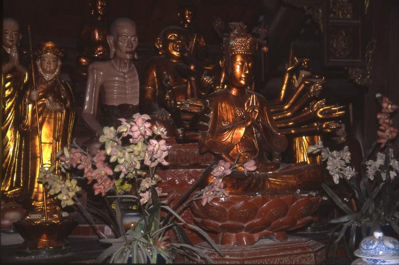 Ha Tai Guanyin dalle mille braccia
