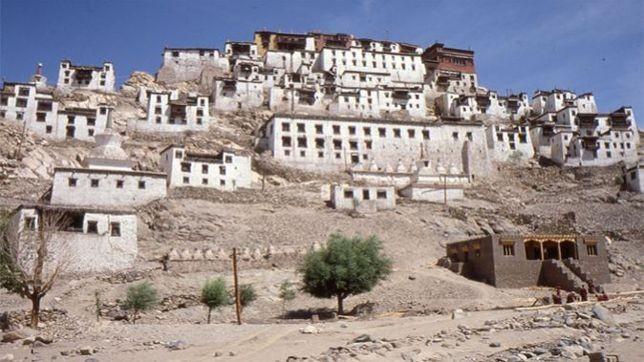 Ladak - monastero Tiksey