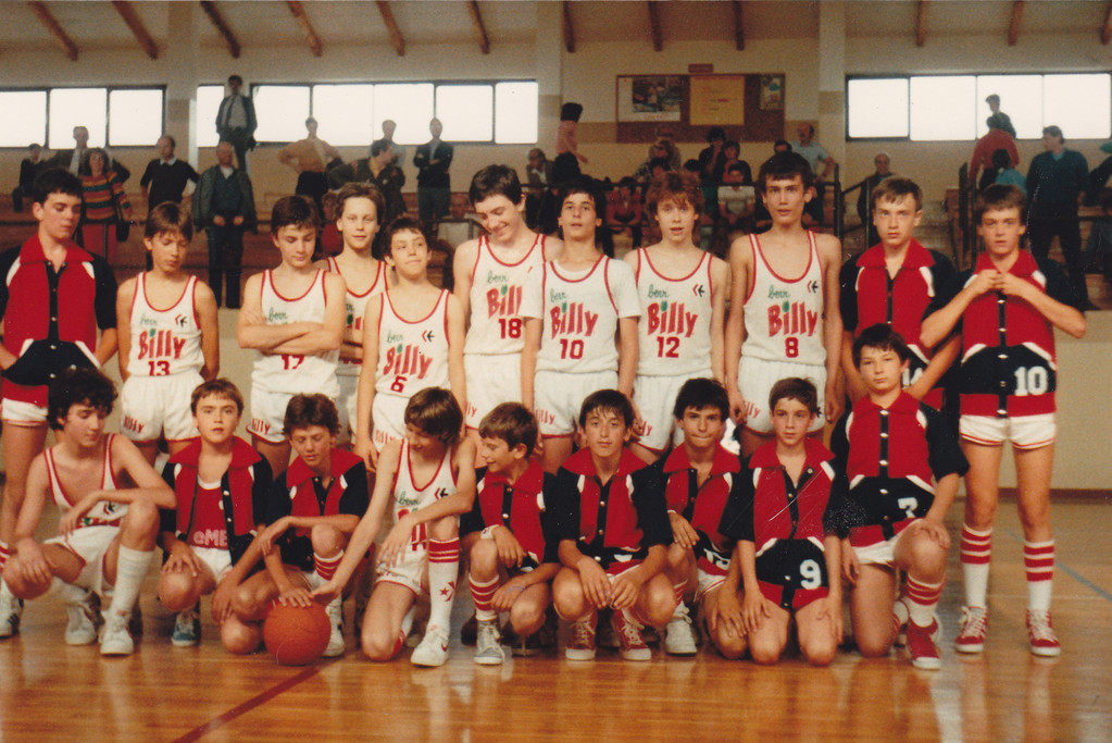 basket minore gambolo'-Billy Milano