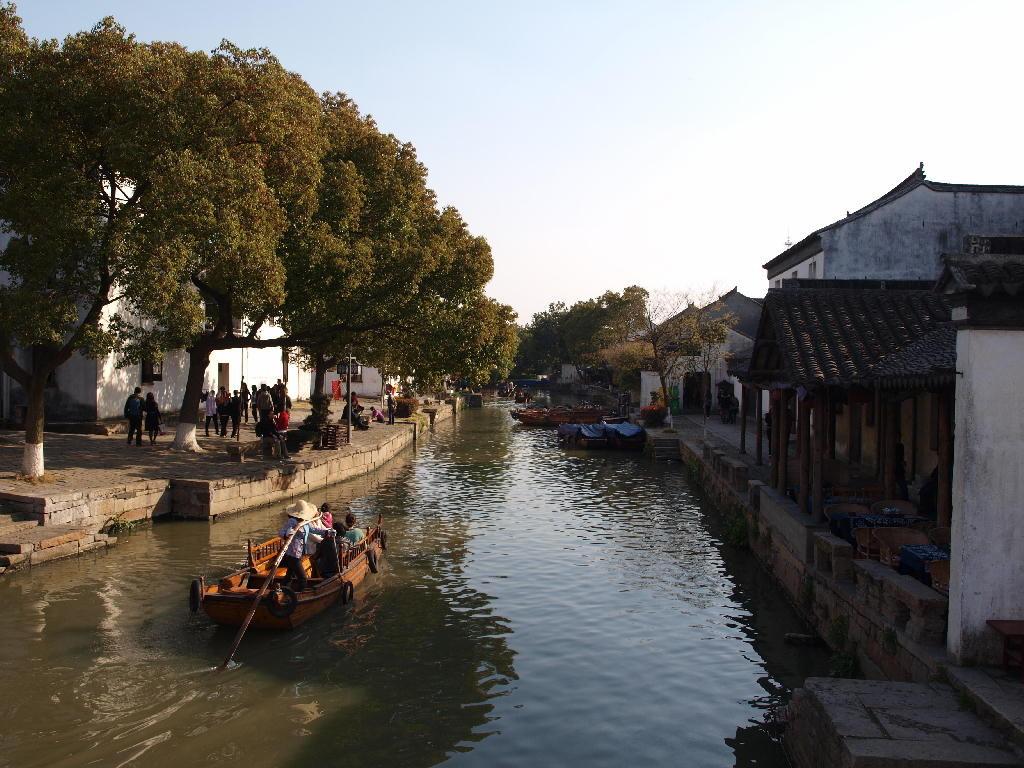 Tong li - canale principale