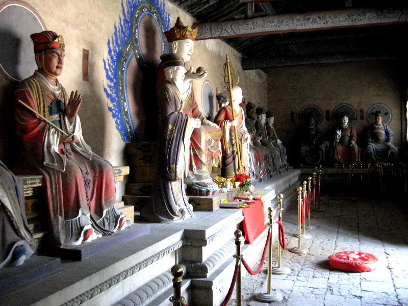 Shengmudian, la Sacra madre della città