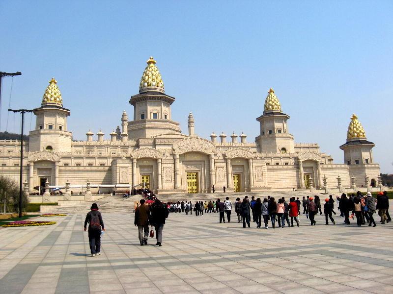 wuxi - tempio di Brahma