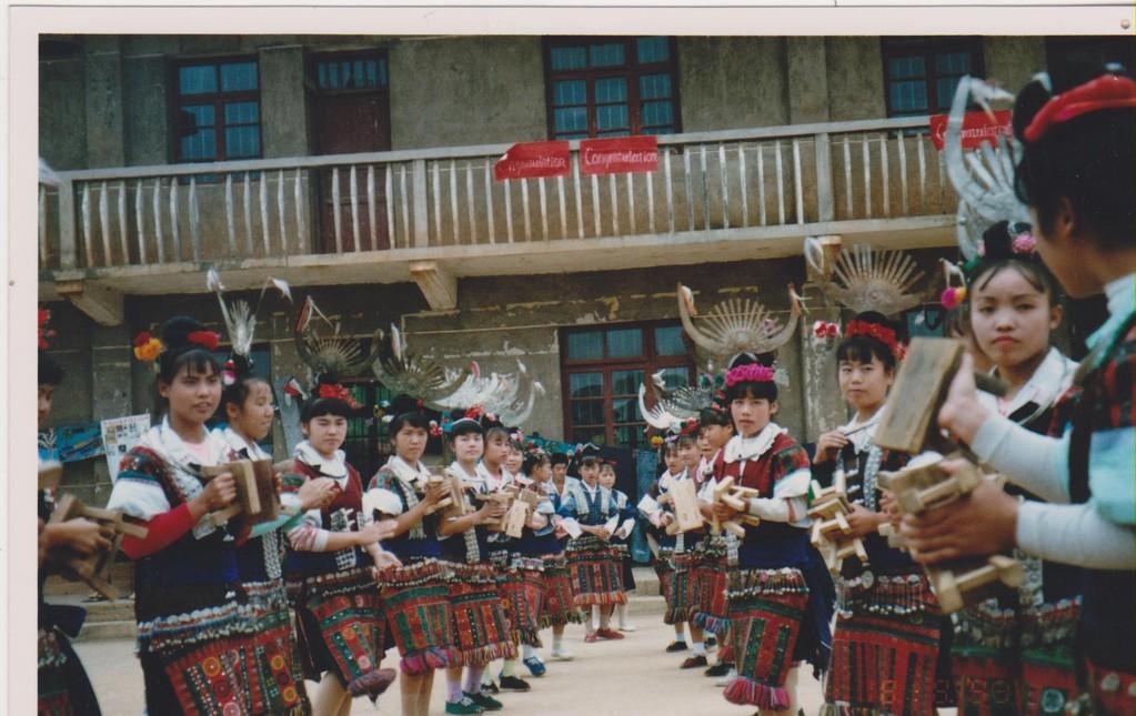 Guizhou - Miao - festa