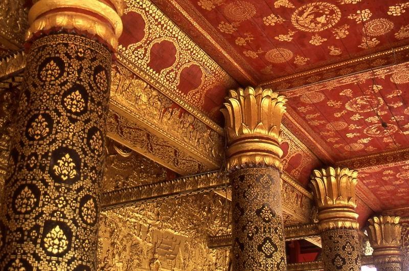 Luang Prabang Wat Mai