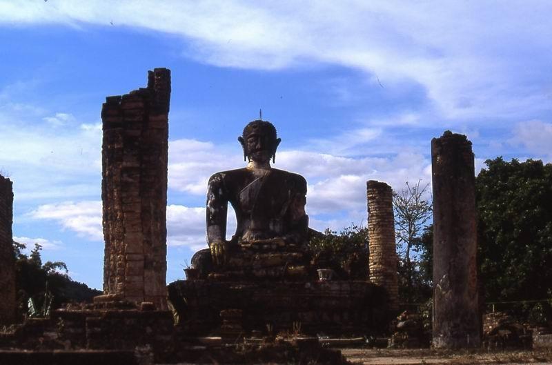 Phongsavan - Muang Khoun - Wat Phia Wat
