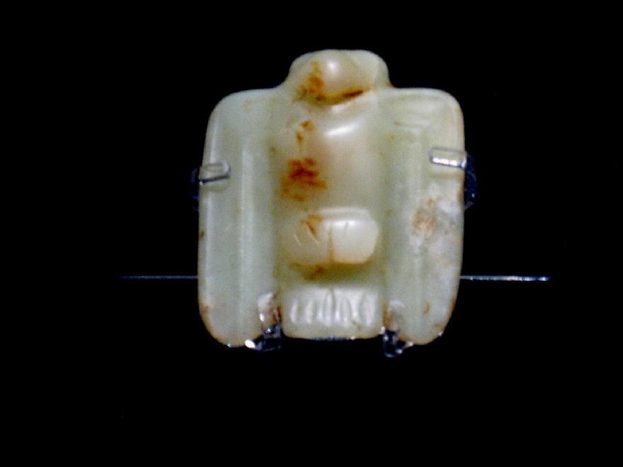 dinastia Xia 夏朝  ( 2070-1600AC ) - aquila di giada