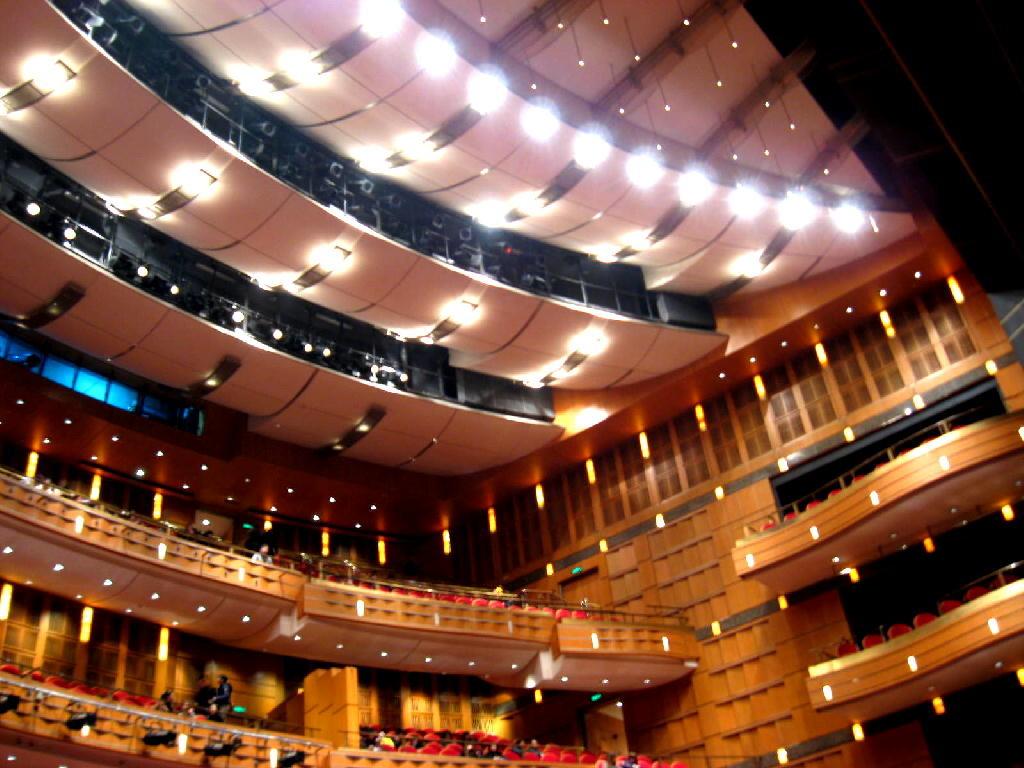 Grand Theatre - interno