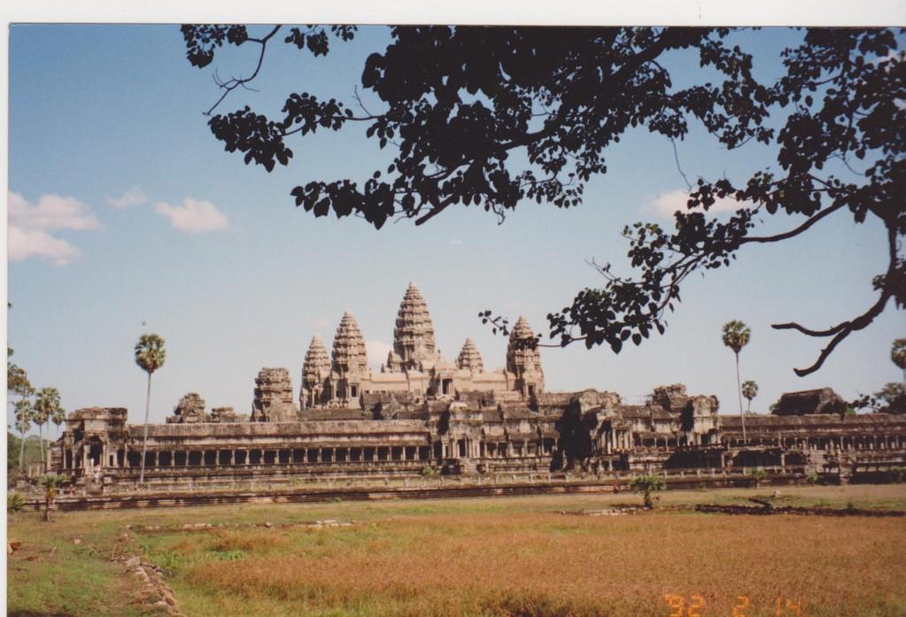 Cambogia - Angkor Wat - tempio principale