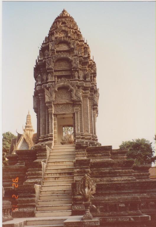 Vietnam - torre Cham