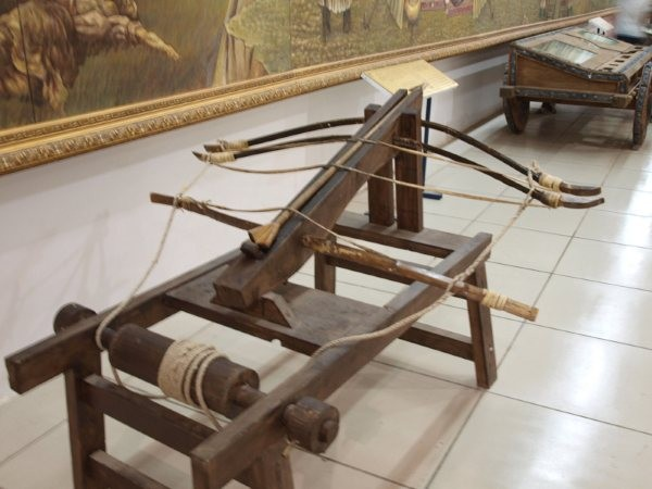 mongolia - armi