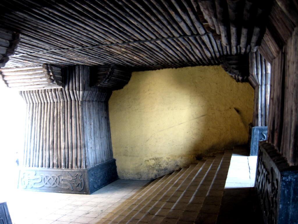 Qin - portone di ingresso