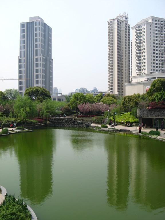 sichuan park pool