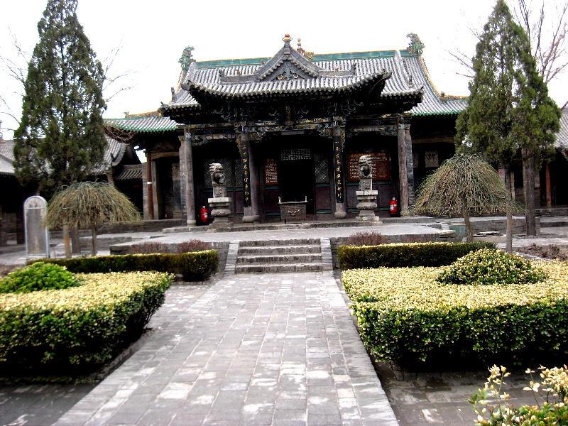 tempio della Dea Madre Shengmudian , 1030 DC
