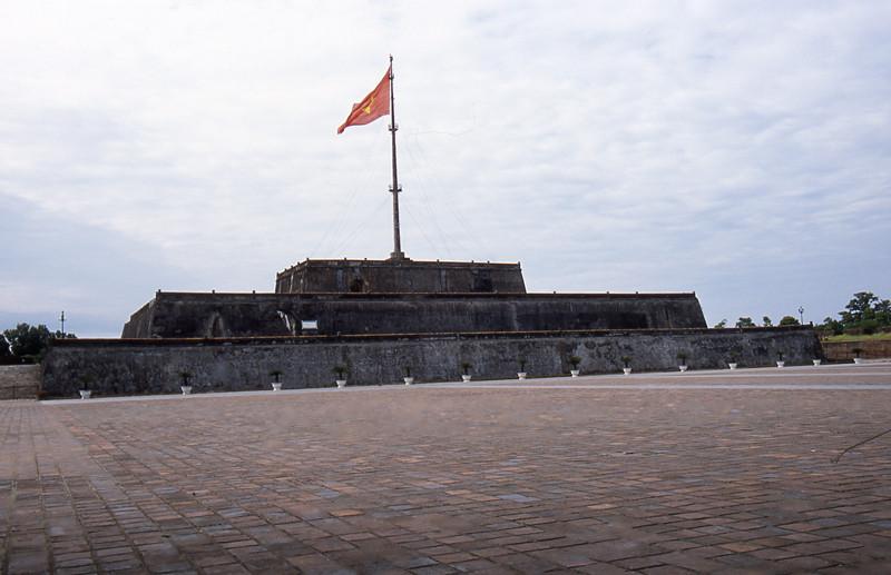 Hue torre della bandiera