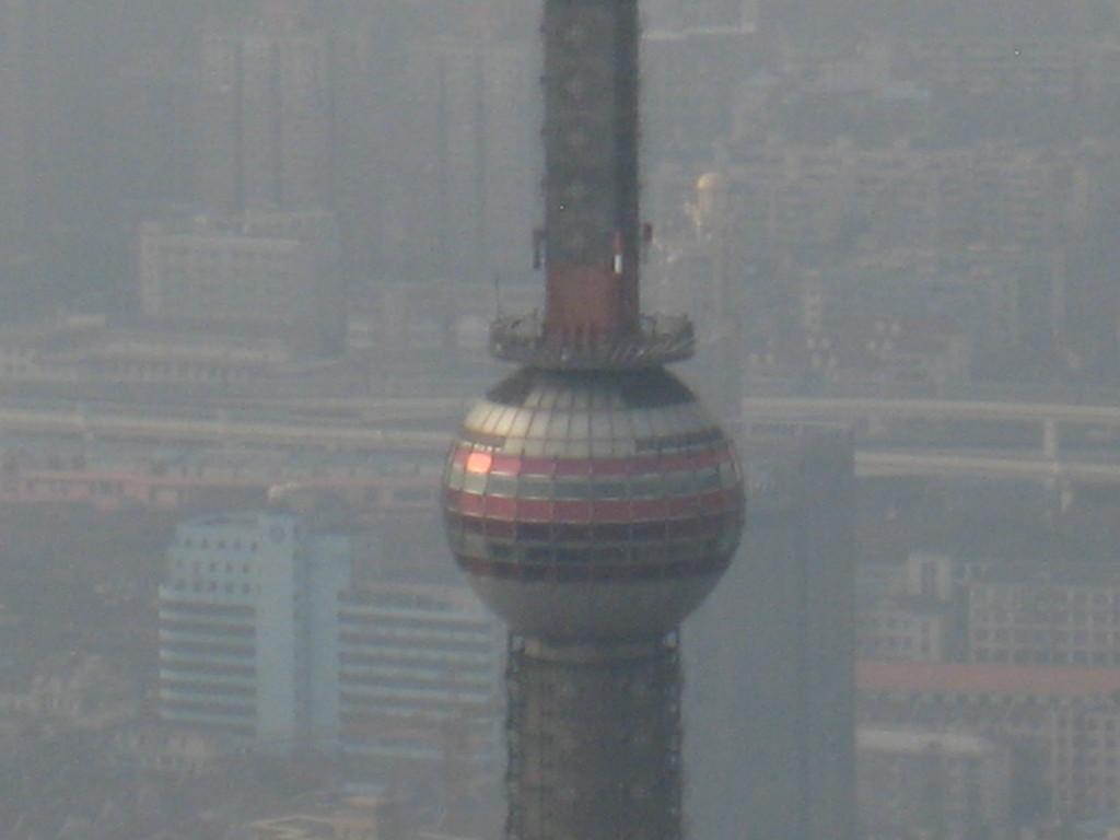 Pearl Tower  terza sfera osservatorio