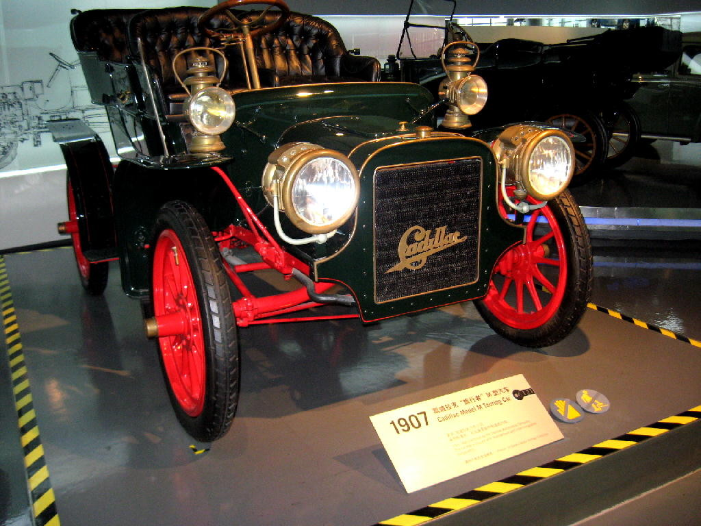 Cadillac 1906 Model M Touring Car