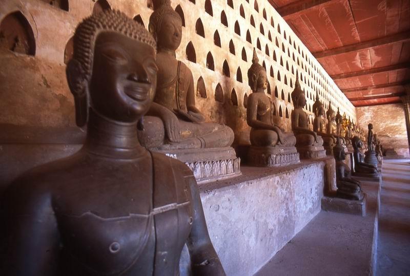 Vientiane Wat Sisaket Aharat