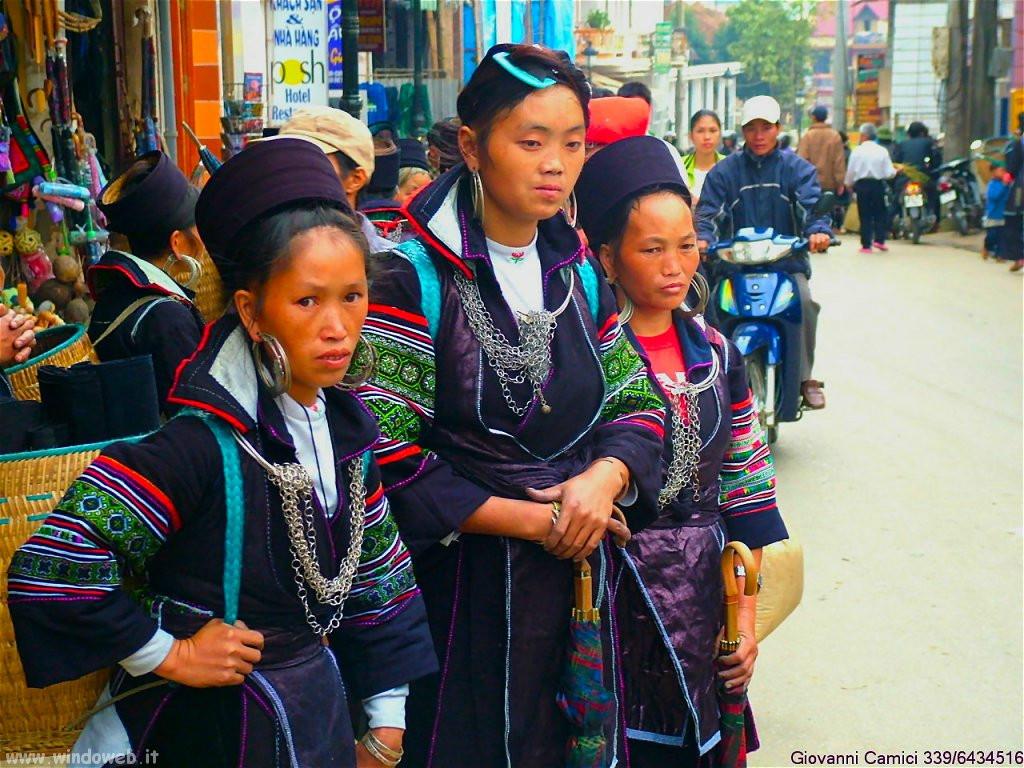 donne vietnamite