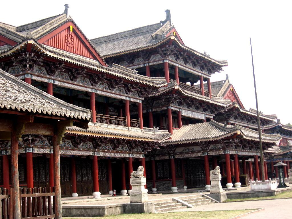 Ming & Qing - tempio