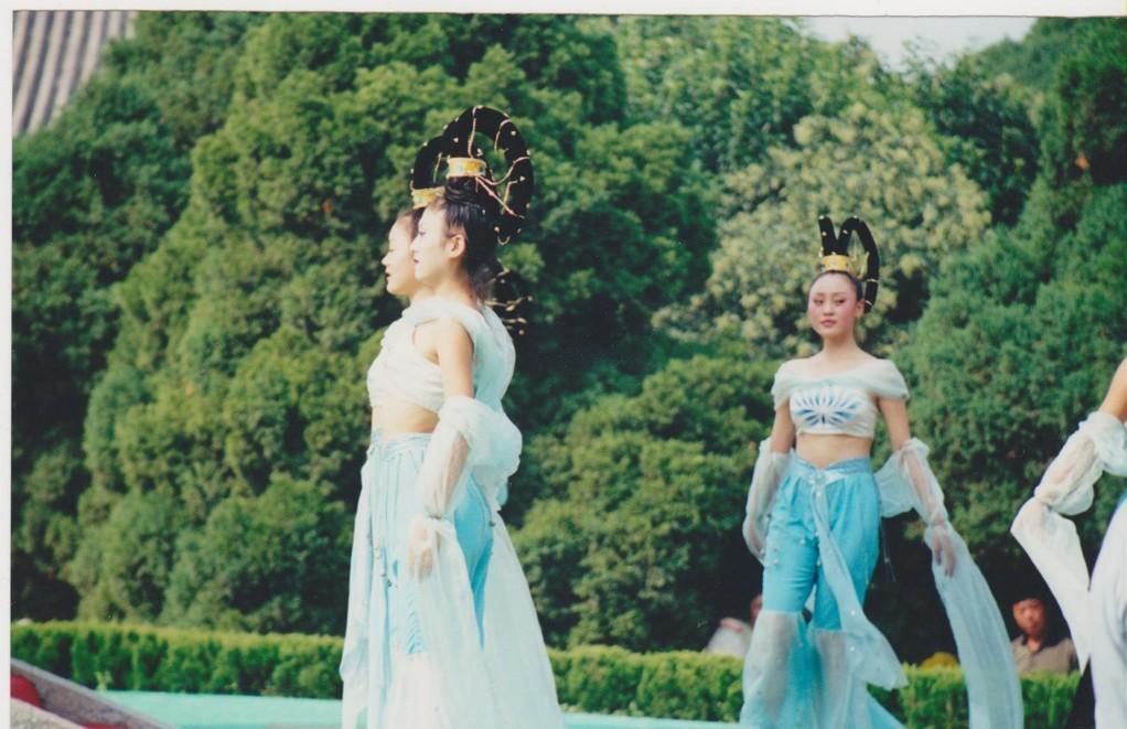 Xian - danzatrici