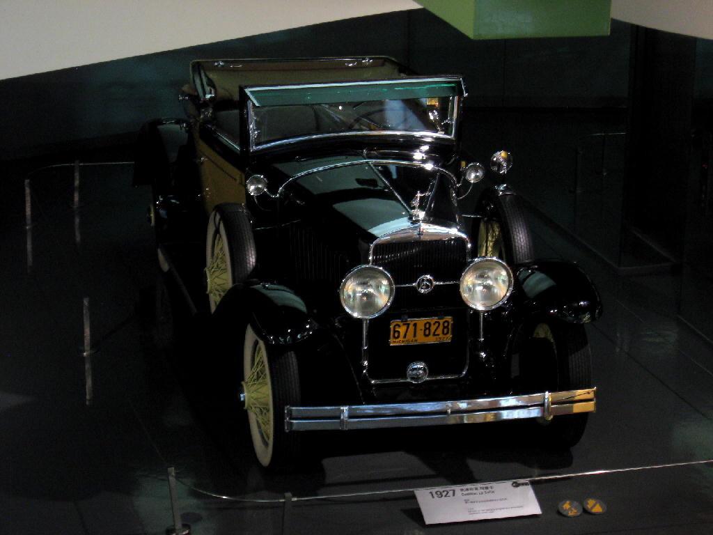 Cadillac 1927 La salle