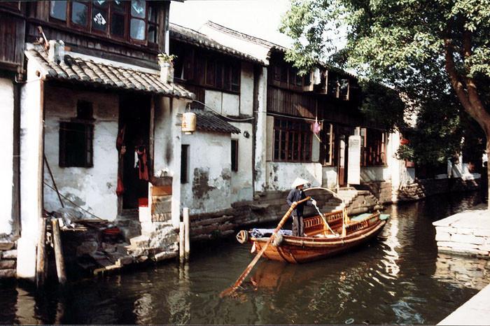 Zhouzhuang - vita giornaliera