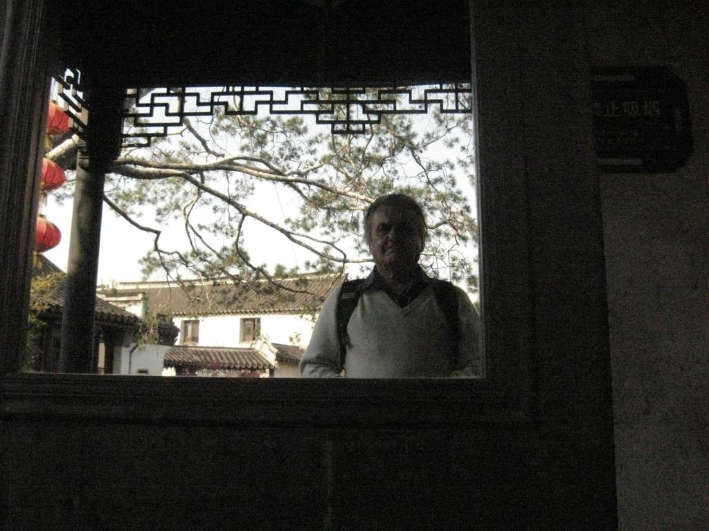 Tong li - beppe alla finestra