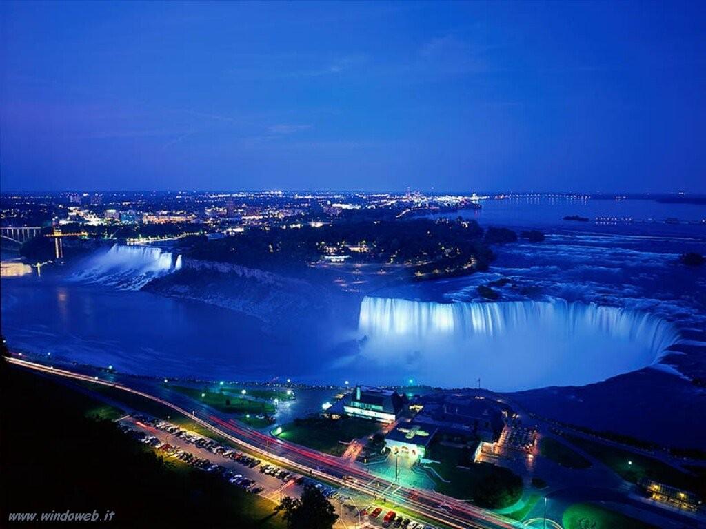 New Yor - Cascate del Niagara