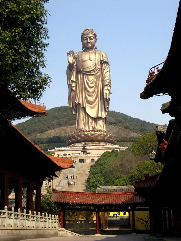 Wuxi - il grande Buddha