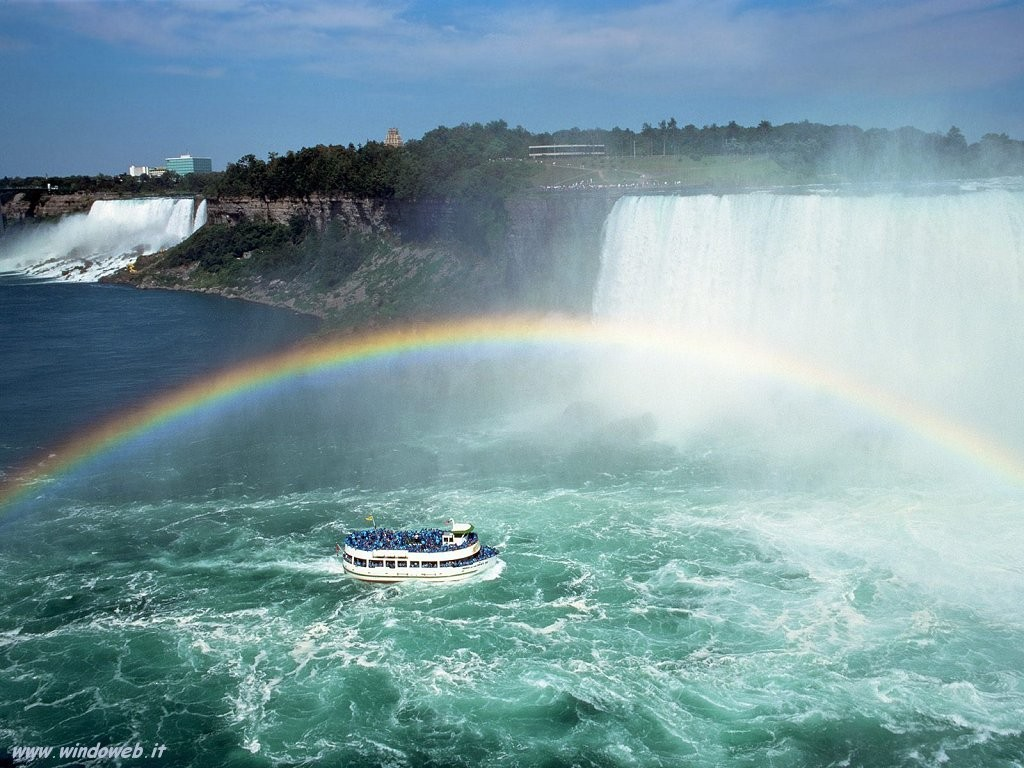 New York state - cascata del Niagara