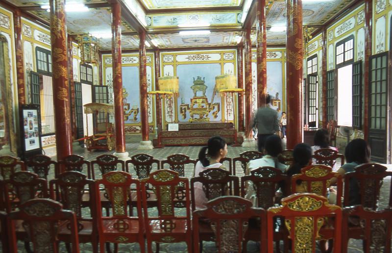 Hue sala del trono