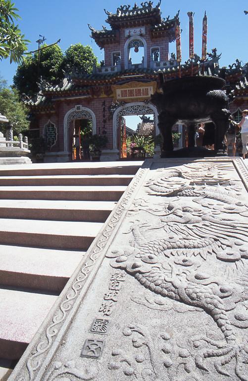 Hoi An portale tempio