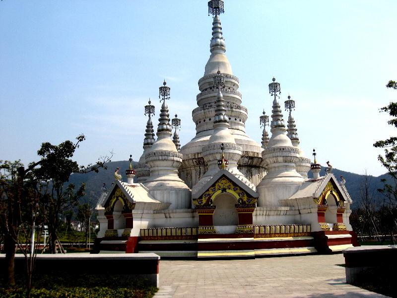 wuxi - stupa