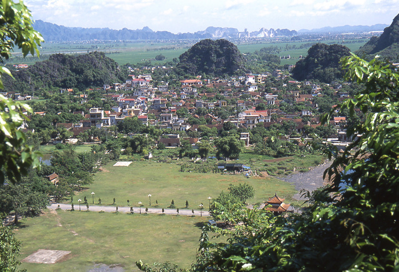 Le Dai Hanh panorama