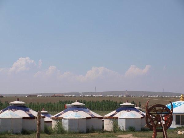 mongolia - tende