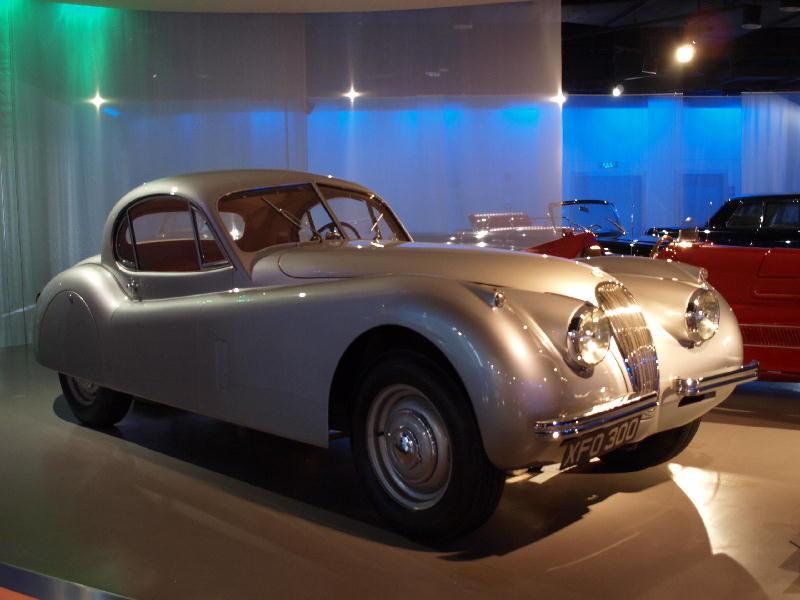 Jaguar 1951 XK120