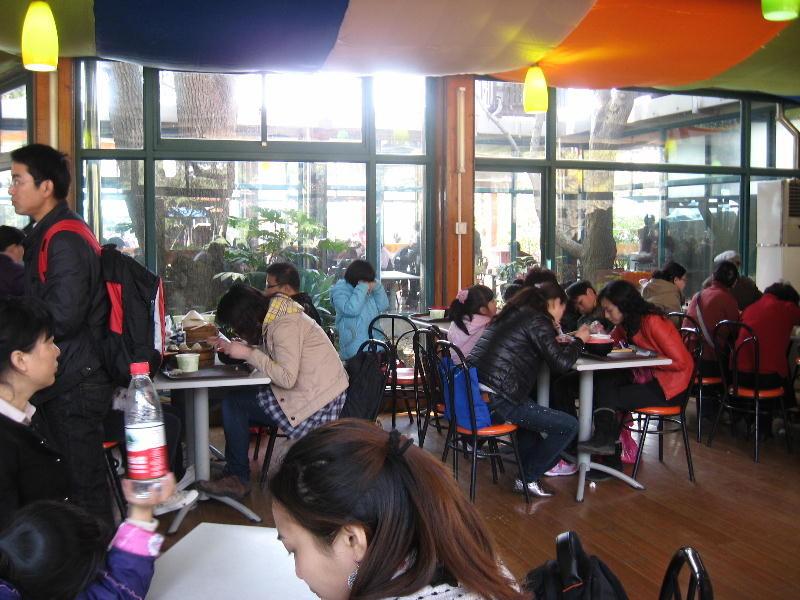 wuxi turisti ristorante