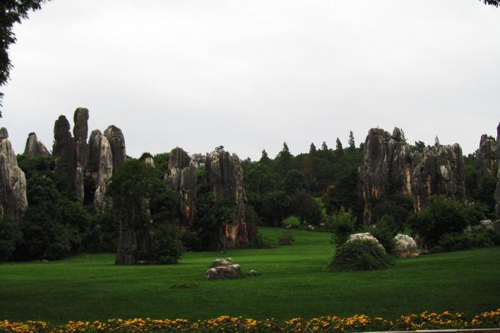Kunming la foresta di pietra