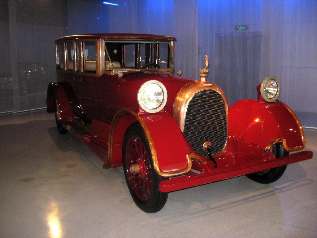 Heine 1921 Velox V12 - fronte