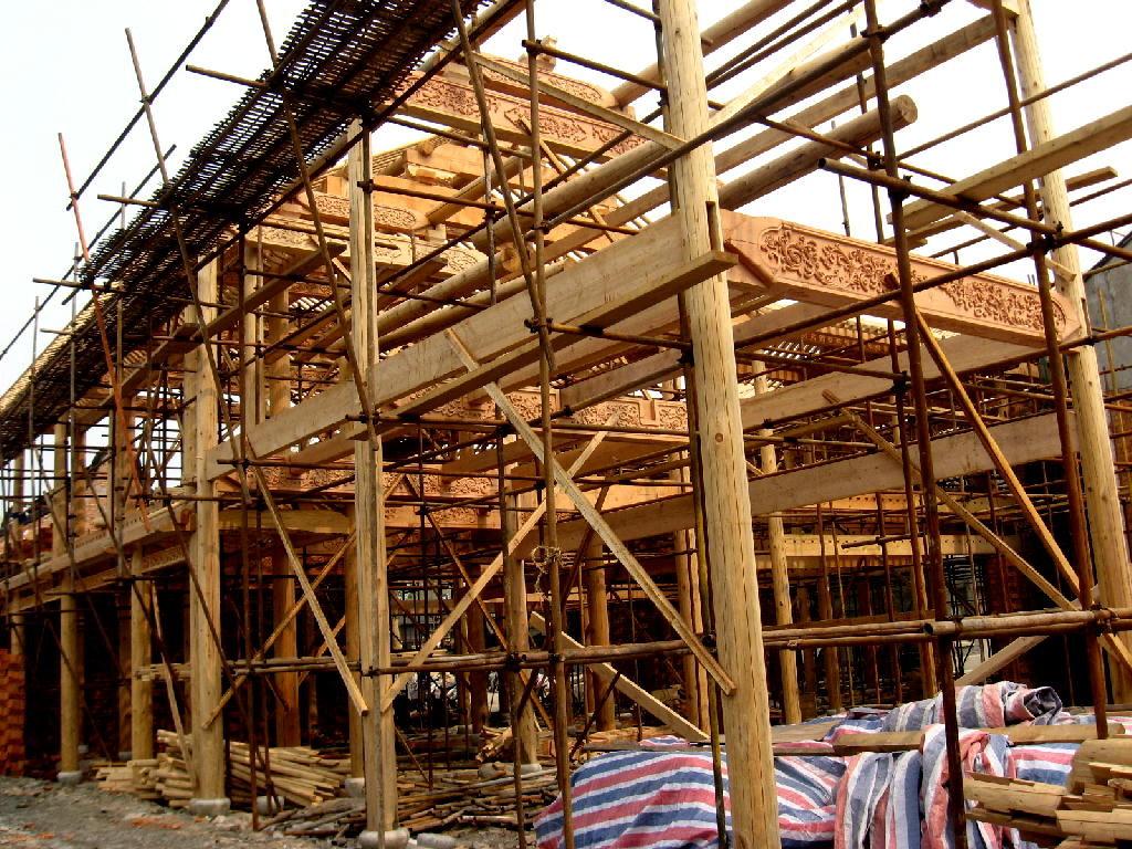 """nanxiang - nuova costruzione """" vecchia """" casa"""