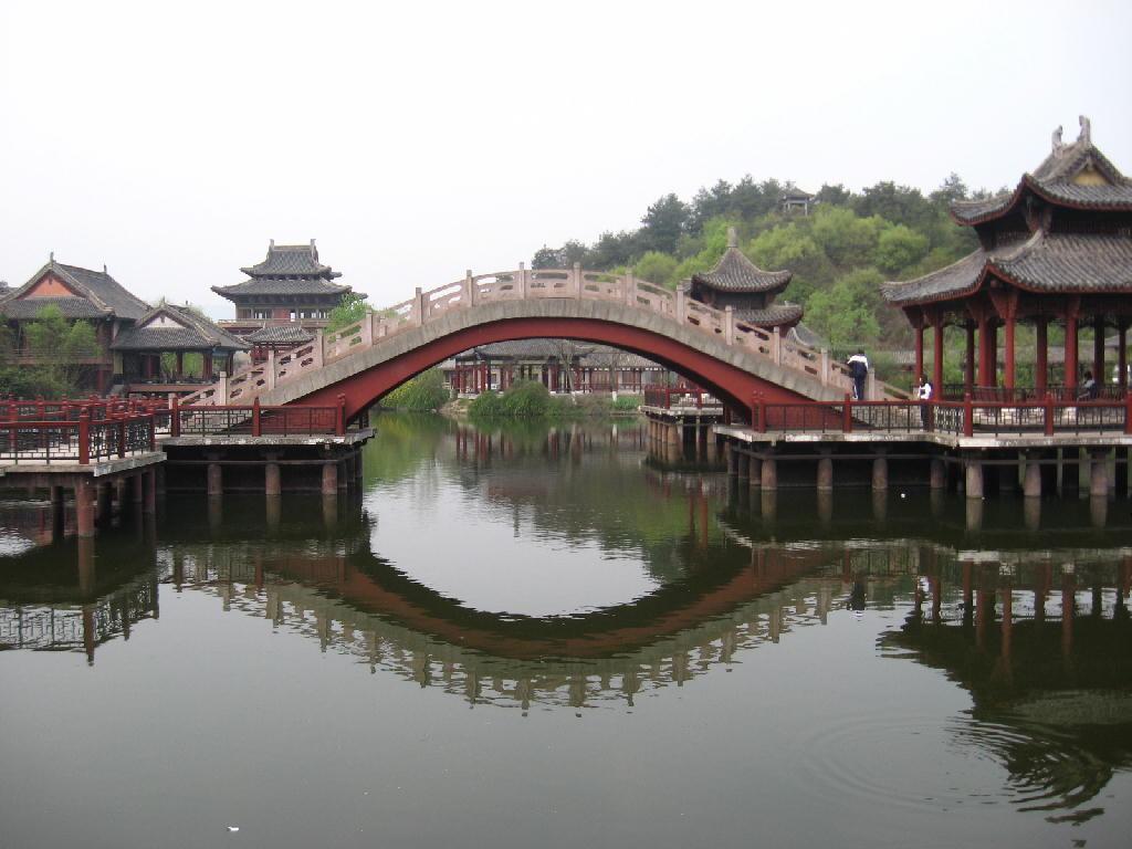Ming & Qing - ponte